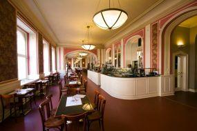 Café Louvre Prague